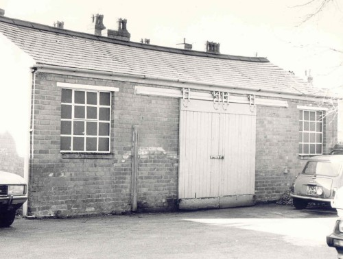 Do you know what this building was used for? Brenda believes it was to store the wooden dance floor boards