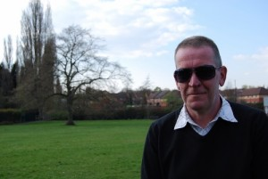 Peter Evans from the Friends of Stirchley Park