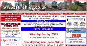 Stirchley website