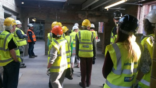 Community Tour of Stirchley Baths