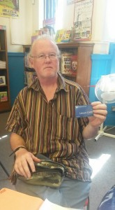Sunander suggested a passport to Leisure card and train tickets- who knows if in 100 years Bournville Station will be around!