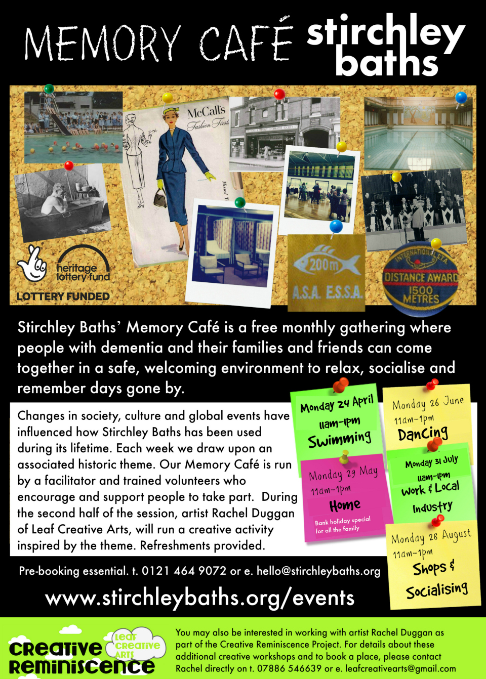 Gmail themes holiday - Alongside And As An Extension Of The Memory Cafe Rachel Will Be Running A Project Called Creative Reminiscence Which Includes A Further Two Creative And